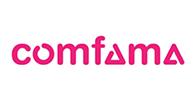 Logo Comfama EV