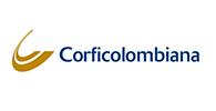Logo Corficolombiana EV