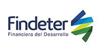 Logo Findeter EV