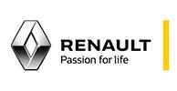 Logo Renault EV