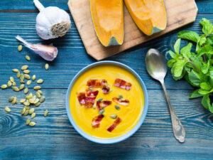 la sopa de melon