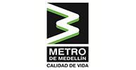 Logo Metro de Medellin